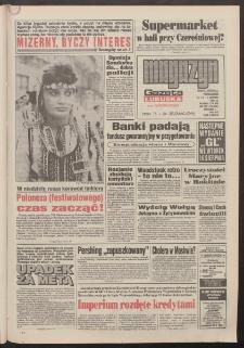 Gazeta Lubuska : magazyn : dawniej Zielonogórska-Gorzowska R. XLII [właśc. XLIII], nr 189 (13/14/15 sierpnia 1994). - Wyd. 1