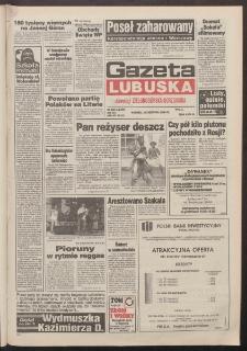 Gazeta Lubuska : dawniej Zielonogórska-Gorzowska R. XLII [właśc. XLIII], nr 190 (16 sierpnia 1994). - Wyd. 1