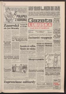 Gazeta Lubuska : dawniej Zielonogórska-Gorzowska R. XLII [właśc. XLIII], nr 193 (19 sierpnia 1994). - Wyd. 1