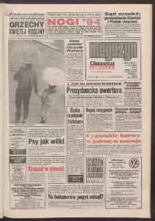 Gazeta Lubuska : magazyn : dawniej Zielonogórska-Gorzowska R. XLII [właśc. XLIII], nr 194 (20/21 sierpnia 1994). - Wyd. 1