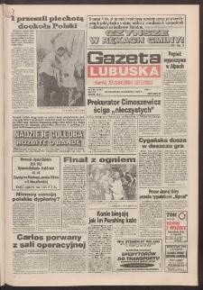 Gazeta Lubuska : dawniej Zielonogórska-Gorzowska R. XLII [właśc. XLIII], nr 195 (22 sierpnia 1994). - Wyd. 1