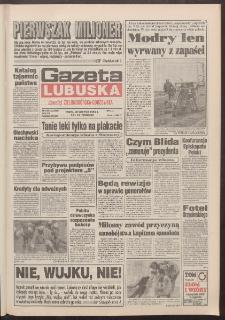 Gazeta Lubuska : dawniej Zielonogórska-Gorzowska R. XLII [właśc. XLIII], nr 199 (26 sierpnia 1994). - Wyd. 1