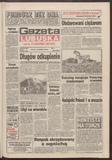 Gazeta Lubuska : dawniej Zielonogórska-Gorzowska R. XLII [właśc. XLIII], nr 202 (30 sierpnia 1994). - Wyd. 1