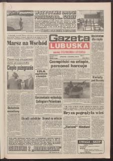 Gazeta Lubuska : dawniej Zielonogórska-Gorzowska R. XLII [właśc. XLIII], nr 204 (1 września 1994). - Wyd. 1