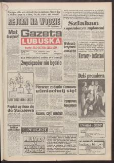 Gazeta Lubuska : dawniej Zielonogórska-Gorzowska R. XLII [właśc. XLIII], nr 205 (2 września 1994). - Wyd. 1