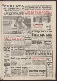 Gazeta Lubuska : magazyn : dawniej Zielonogórska-Gorzowska R. XLII [właśc. XLIII], nr 206 (3/4 września 1994). - Wyd. 1