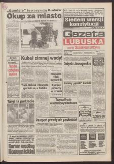 Gazeta Lubuska : dawniej Zielonogórska-Gorzowska R. XLII [właśc. XLIII], nr 207 (5 września 1994). - Wyd. 1