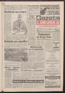 Gazeta Lubuska : dawniej Zielonogórska-Gorzowska R. XLII [właśc. XLIII], nr 216 (15 września 1994). - Wyd. 1