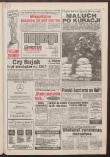 Gazeta Lubuska : magazyn : dawniej Zielonogórska-Gorzowska R. XLII [właśc. XLIII], nr 218 (17/18 września 1994). - Wyd. 1