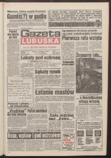 Gazeta Lubuska : dawniej Zielonogórska-Gorzowska R. XLII [właśc. XLIII], nr 223 (23 września 1994). - Wyd. 1