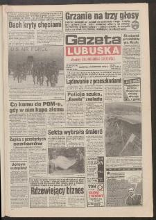 Gazeta Lubuska : dawniej Zielonogórska-Gorzowska R. XLII [właśc. XLIII], nr 234 (6 października 1994). - Wyd. 1