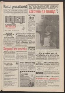 Gazeta Lubuska : magazyn : dawniej Zielonogórska-Gorzowska R. XLII [właśc. XLIII], nr 236 (8/9 października 1994). - Wyd. 1