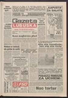 Gazeta Lubuska : dawniej Zielonogórska-Gorzowska R. XLII [właśc. XLIII], nr 241 (14 października 1994). - Wyd. 1