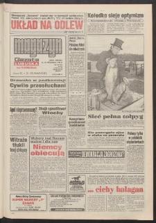 Gazeta Lubuska : magazyn : dawniej Zielonogórska-Gorzowska R. XLII [właśc. XLIII], nr 242 (15/16 października 1994). - Wyd. 1