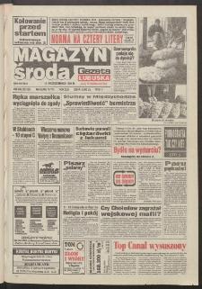 Gazeta Lubuska : magazyn środa : dawniej Zielonogórska-Gorzowska R. XLII [właśc. XLIII], nr 245 (19 października 1994). - Wyd. 1
