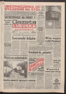 Gazeta Lubuska : dawniej Zielonogórska-Gorzowska R. XLII [właśc. XLIII], nr 258 (4 listopada 1994). - Wyd. 1