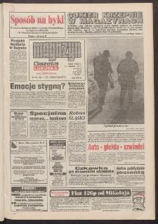 Gazeta Lubuska : magazyn : dawniej Zielonogórska-Gorzowska R. XLII [właśc. XLIII], nr 259 (5/6 listopada 1994). - Wyd. 1