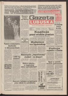 Gazeta Lubuska : dawniej Zielonogórska-Gorzowska R. XLII [właśc. XLIII], nr 260 (7 listopada 1994). - Wyd. 1