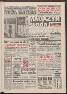 Gazeta Lubuska : magazyn środa : dawniej Zielonogórska-Gorzowska R. XLII [właśc. XLIII], nr 262 (9 listopada 1994). - Wyd. 1