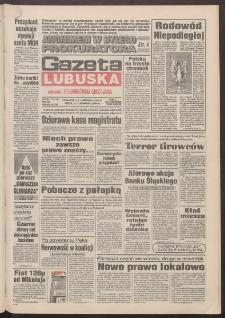 Gazeta Lubuska : dawniej Zielonogórska-Gorzowska R. XLII [właśc. XLIII], nr 263 (10/11 listopada 1994). - Wyd. 1