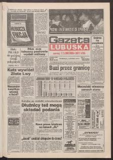 Gazeta Lubuska : dawniej Zielonogórska-Gorzowska R. XLII [właśc. XLIII], nr 265 (14 listopada 1994). - Wyd. 1