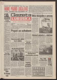 Gazeta Lubuska : dawniej Zielonogórska-Gorzowska R. XLII [właśc. XLIII], nr 266 (15 listopada 1994). - Wyd. 1