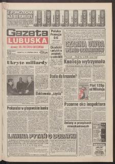 Gazeta Lubuska : dawniej Zielonogórska-Gorzowska R. XLII [właśc. XLIII], nr 268 (17 listopada 1994). - Wyd. 1
