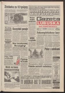 Gazeta Lubuska : dawniej Zielonogórska-Gorzowska R. XLII [właśc. XLIII], nr 269 (18 listopada 1994). - Wyd. 1