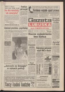 Gazeta Lubuska : dawniej Zielonogórska-Gorzowska R. XLII [właśc. XLIII], nr 271 (21 listopada 1994). - Wyd. 1