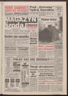 Gazeta Lubuska : magazyn środa : dawniej Zielonogórska-Gorzowska R. XLII [właśc. XLIII], nr 273 (23 listopada 1994). - Wyd. 1