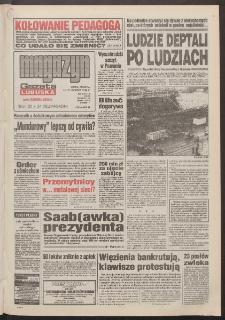 Gazeta Lubuska : magazyn : dawniej Zielonogórska-Gorzowska R. XLII [właśc. XLIII], nr 276 (26/27 listopada 1994). - Wyd. 1