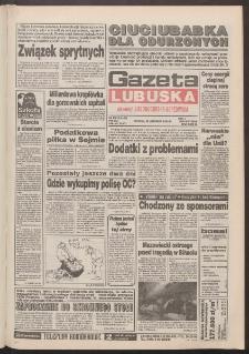 Gazeta Lubuska : dawniej Zielonogórska-Gorzowska R. XLII [właśc. XLIII], nr 278 (29 listopada 1994). - Wyd. 1