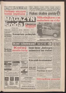 Gazeta Lubuska : magazyn środa : dawniej Zielonogórska-Gorzowska R. XLII [właśc. XLIII], nr 285 (7 grudnia 1994). - Wyd. 1