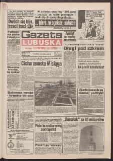 Gazeta Lubuska : dawniej Zielonogórska-Gorzowska R. XLII [właśc. XLIII], nr 286 (8 grudnia 1994). - Wyd. 1