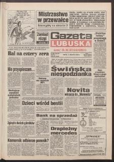 Gazeta Lubuska : dawniej Zielonogórska-Gorzowska R. XLII [właśc. XLIII], nr 287 (9 grudnia 1994). - Wyd. 1