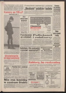 Gazeta Lubuska : magazyn : dawniej Zielonogórska-Gorzowska R. XLII [właśc. XLIII], nr 288 (10/11 grudnia 1994). - Wyd. 1