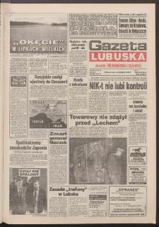 Gazeta Lubuska : dawniej Zielonogórska-Gorzowska R. XLII [właśc. XLIII], nr 289 (12 grudnia 1994). - Wyd. 1