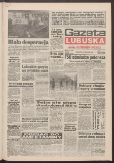 Gazeta Lubuska : dawniej Zielonogórska-Gorzowska R. XLII [właśc. XLIII], nr 292 (15 grudnia 1994). - Wyd. 1