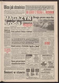 Gazeta Lubuska : magazyn środa : dawniej Zielonogórska-Gorzowska R. XLII [właśc. XLIII], nr 291 (14 grudnia 1994). - Wyd. 1