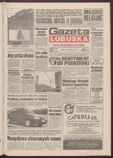 Gazeta Lubuska : dawniej Zielonogórska-Gorzowska R. XLII [właśc. XLIII], nr 293 (16 grudnia 1994). - Wyd. 1