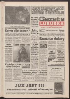 Gazeta Lubuska : dawniej Zielonogórska-Gorzowska R. XLII [właśc. XLIII], nr 295 (19 grudnia 1994). - Wyd. 1