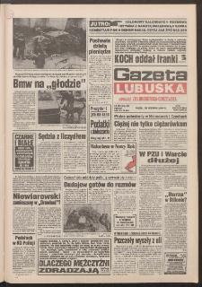 Gazeta Lubuska : dawniej Zielonogórska-Gorzowska R. XLII [właśc. XLIII], nr 303 (30 grudnia 1994). - Wyd. 1