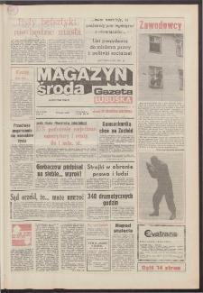 Gazeta Lubuska : magazyn środa : dawniej Zielonogórska-Gorzowska R. XL [właśc. XLI], nr 6 (8 stycznia 1992). - Wyd. 1