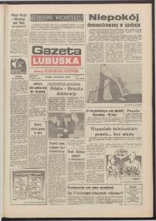 Gazeta Lubuska : dawniej Zielonogórska-Gorzowska R. XL [właśc. XLI], nr 11 (14 stycznia 1992). - Wyd. 1