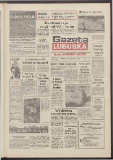 Gazeta Lubuska : dawniej Zielonogórska-Gorzowska R. XL [właśc. XLI], nr 13 (16 stycznia 1992). - Wyd. 1
