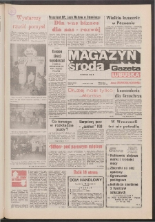 Gazeta Lubuska : magazyn środa : dawniej Zielonogórska-Gorzowska R. XL [właśc. XLI], nr 30 (5 lutego 1992). - Wyd. 1
