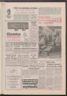 Gazeta Lubuska : magazyn : dawniej Zielonogórska-Gorzowska R. XL [właśc. XLI], nr 33 (8/9 lutego 1992). - Wyd. 1