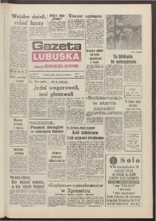 Gazeta Lubuska : dawniej Zielonogórska-Gorzowska R. XL [właśc. XLI], nr 40 (17 lutego 1992). - Wyd. 1