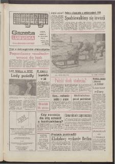 Gazeta Lubuska : magazyn : dawniej Zielonogórska-Gorzowska R. XL [właśc. XLI], nr 45 (22/23 lutego 1992). - Wyd. 1