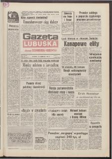 Gazeta Lubuska : dawniej Zielonogórska-Gorzowska R. XL [właśc. XLI], nr 47 (25 lutego 1992). - Wyd. 1